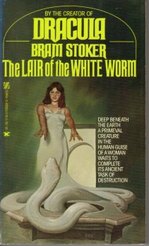 The Liar of the white worm